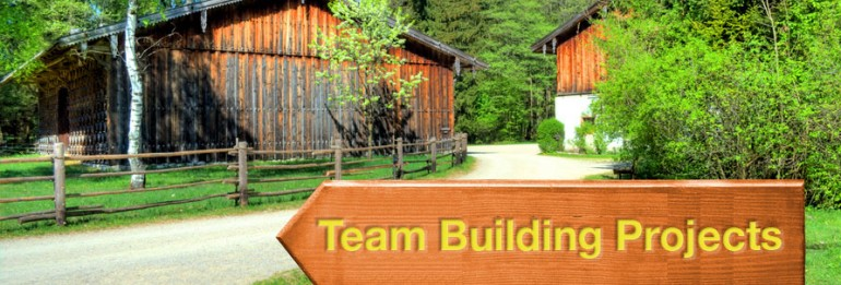 Team Building Projects