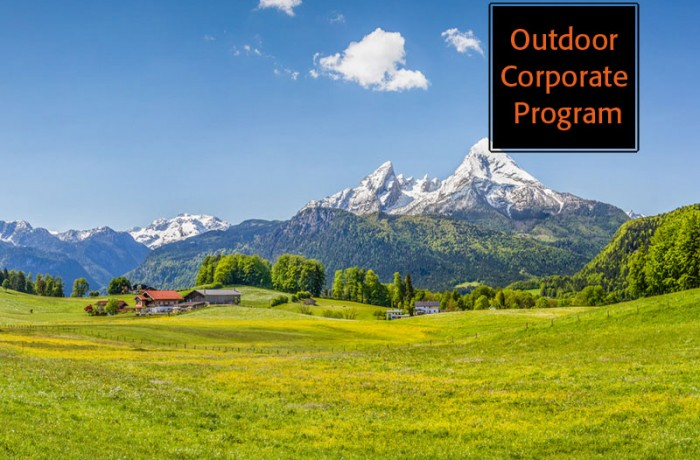 Outdoor Corporate Program